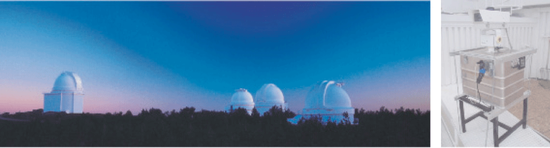 TLE Observatories in Europe | trappa es